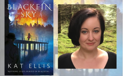 Q & A with Blackfin Sky, Purge and Three Strikes author Kat Ellis