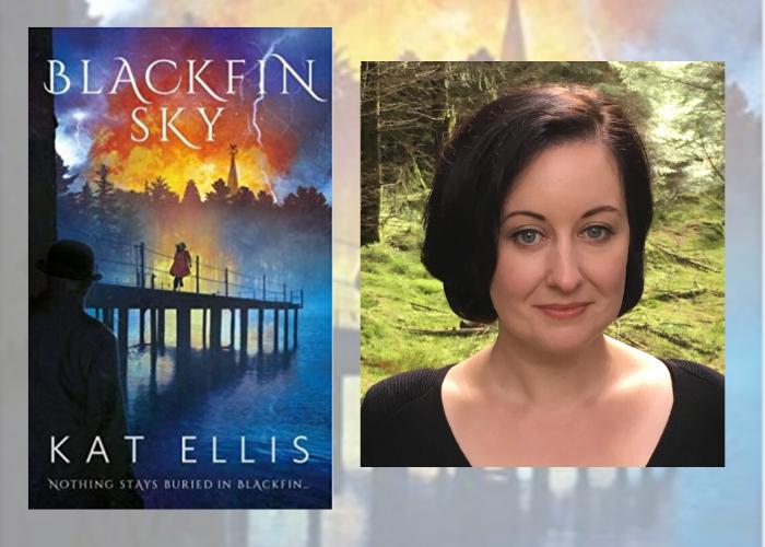 Q & A with Blackfin Sky, Purge and Three Strikes author Kat Ellis