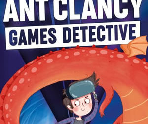 Ant Clancy Games Detective by Ruth Morgan
