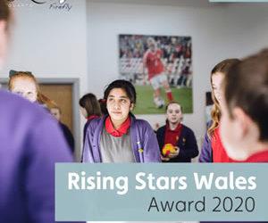Rising Stars Wales Award 2020