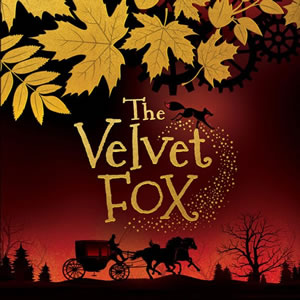 Catherine Fisher on writing The Velvet Fox