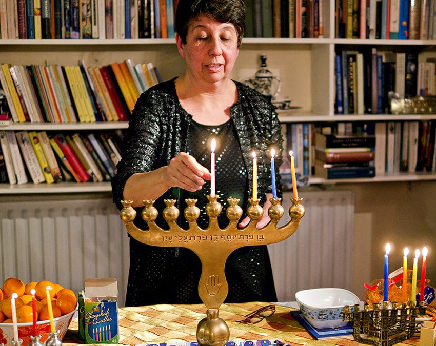 Chanukah and teenage homelessness by Miriam Halahmy