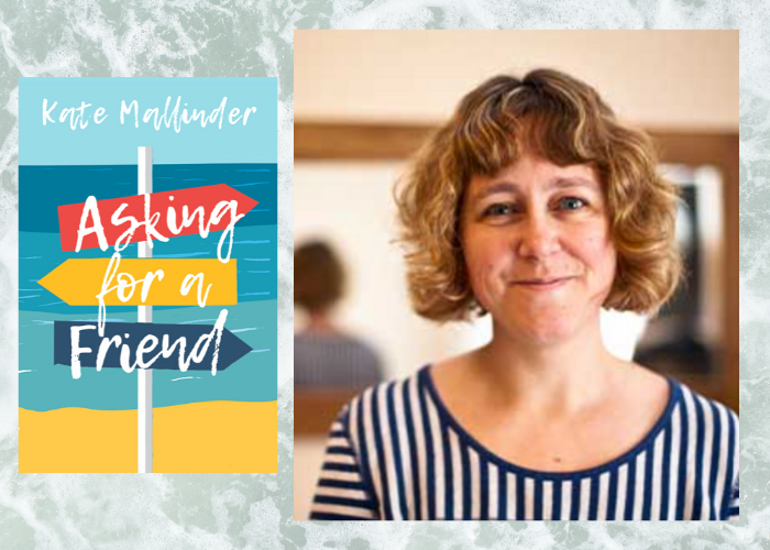 Firefly acquires new feel-good teen novel from Kate Mallinder