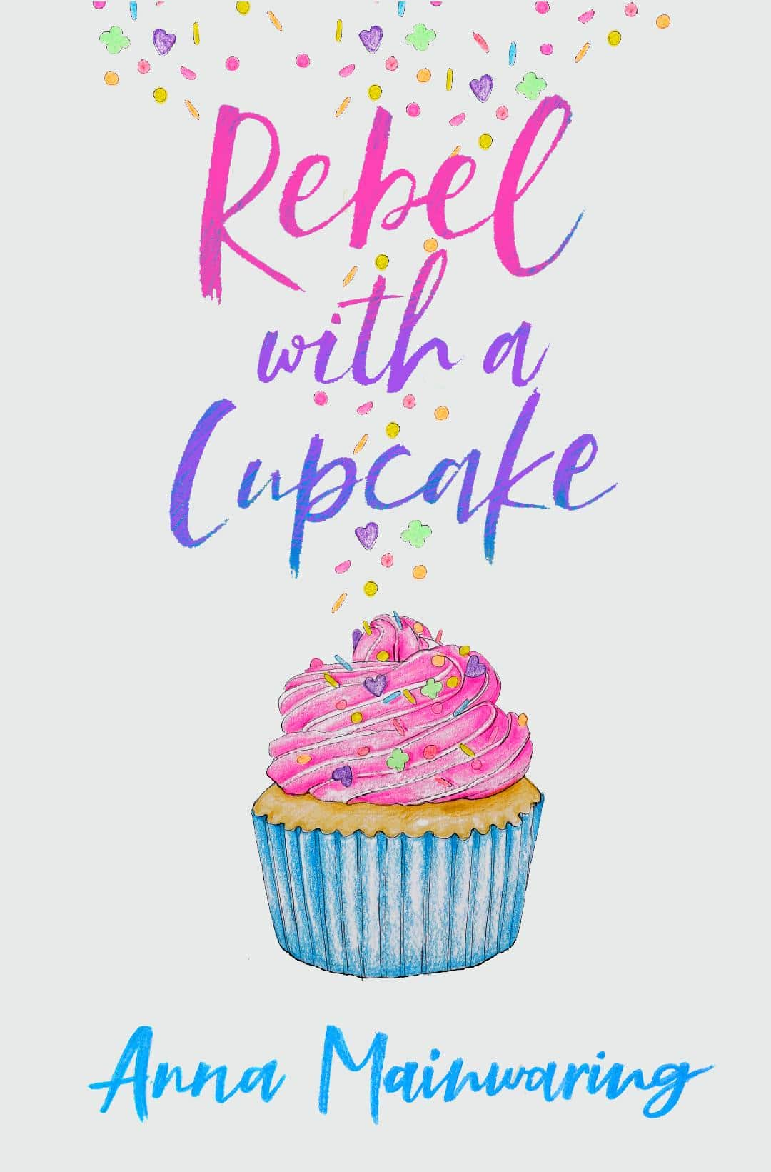 Image result for rebel with a cupcake