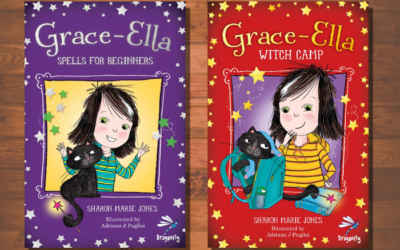 Grace-Ella Series: Lesson plans by Sharon Marie Jones (Years 2-4)