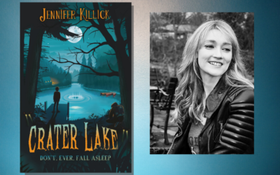 Jennifer Killick: Author interview, reading and podcast (KS2)