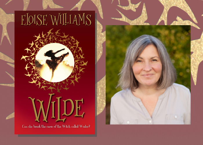 Wilde by Eloise Williams: Author reading (KS2)