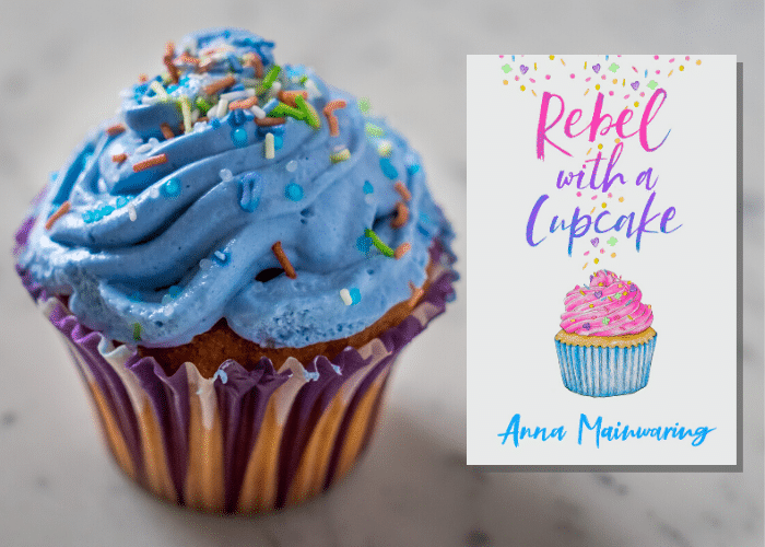 Rebel with a Cupcake: Design a cupcake colouring sheet