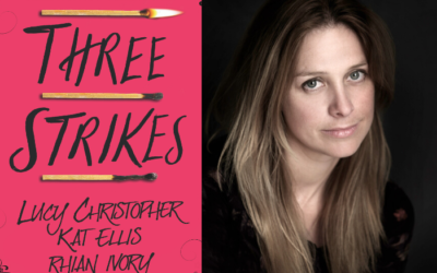 Writing The Darkness for Young Adult Novella Collection Three Strikes