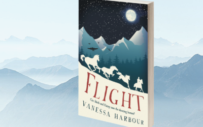 US Rights Sales for World War II middle-grade novel Flight by Vanessa Harbour
