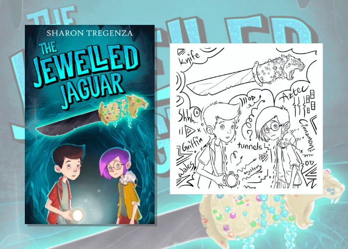 The Jewelled Jaguar by Sharon Tregenza: Activity Pack (KS2)
