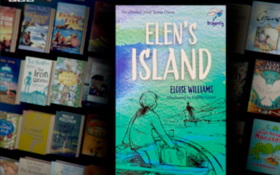 Elen's Island by Eloise Williams features on BBC2's Great British Menu
