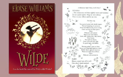 Wilde by Eloise Williams: Witch Point Map and Shakespeare Quote (KS2)