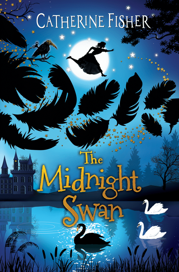 Midnight Swan Catherine Fisher Clockwork Crow Velvet Fox