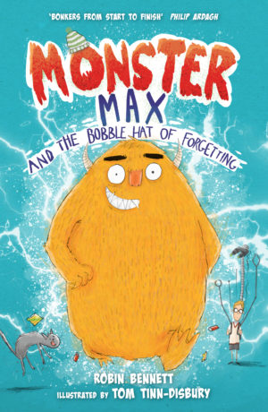 Monster Max and the Bobble Hat of Forgetting