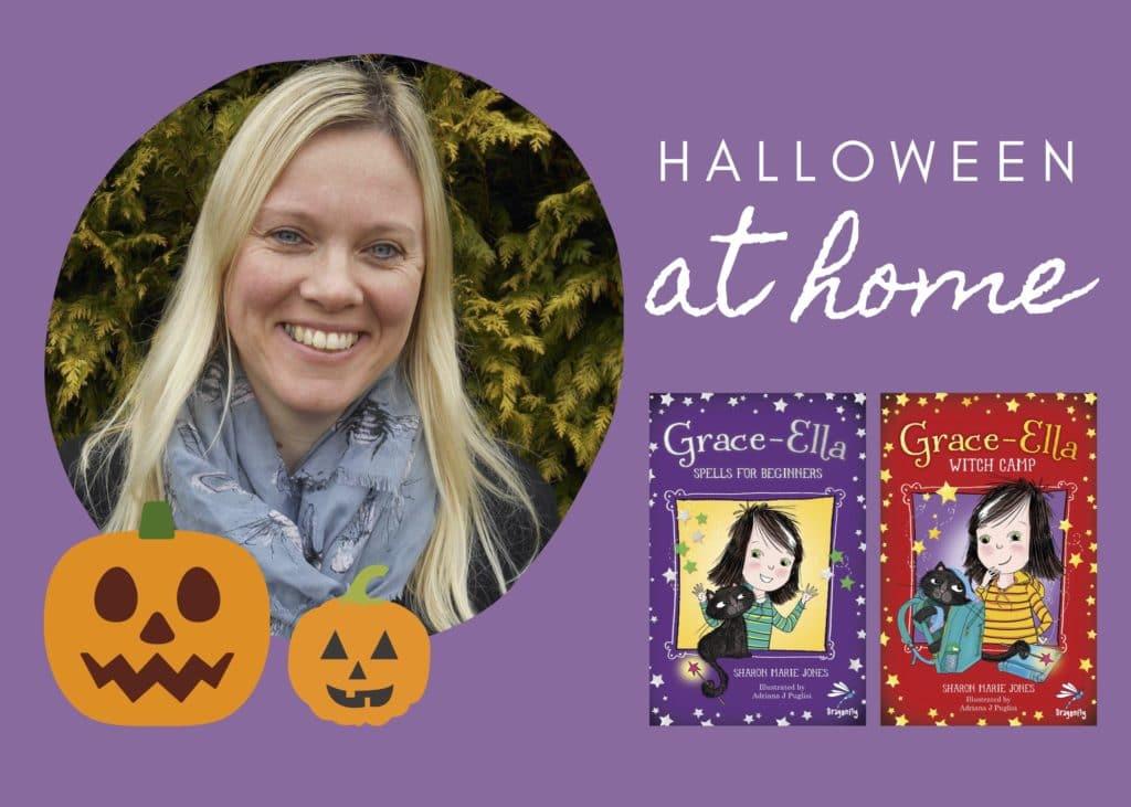 Halloween at Home by Sharon Marie Jones