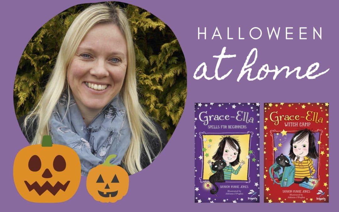 Halloween at home: Ten tricks and treats by Sharon Marie Jones