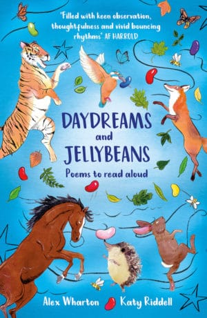 daydreams and jellybeans by alex wharton