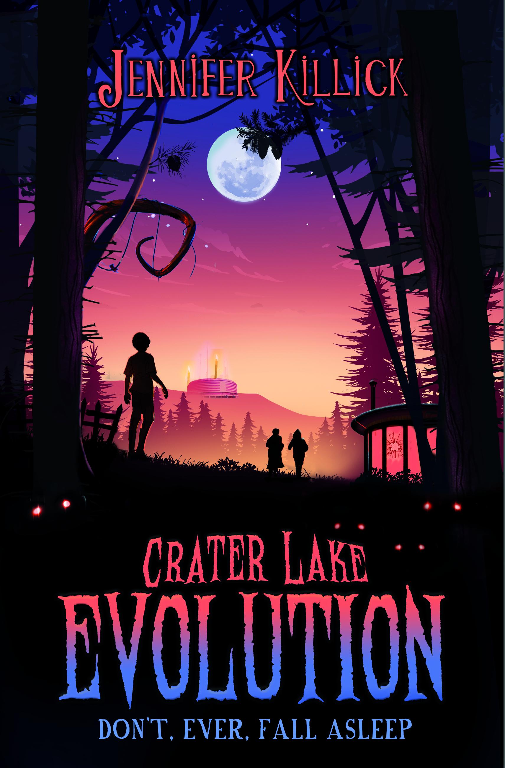 Crater Lake Evolution Jennifer Killick