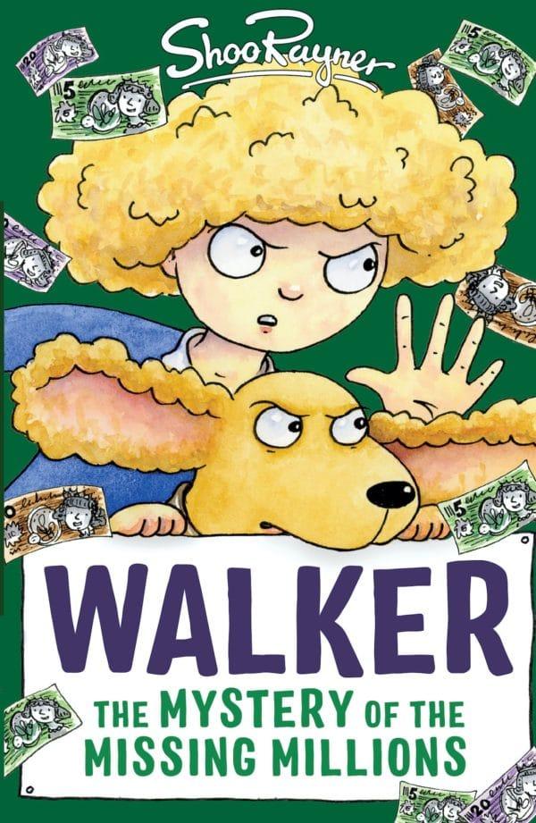 Walker The Mystery of the Missing Millions Shoo Rayner
