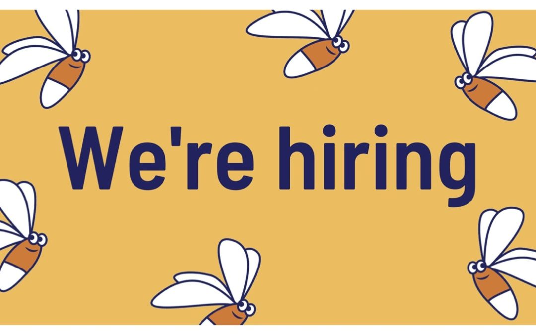 We're hiring! Come and join the Firefly Team – two posts available