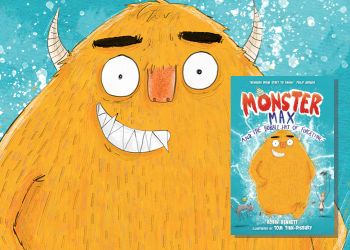 Monster Max by Robin Bennett: Activity Pack (Years 2-4)