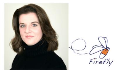 Firefly signs debut children's novel by Rebecca F. John