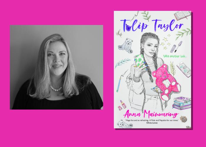 Firefly Funny Feb: Author Anna Mainwaring talks funny YA