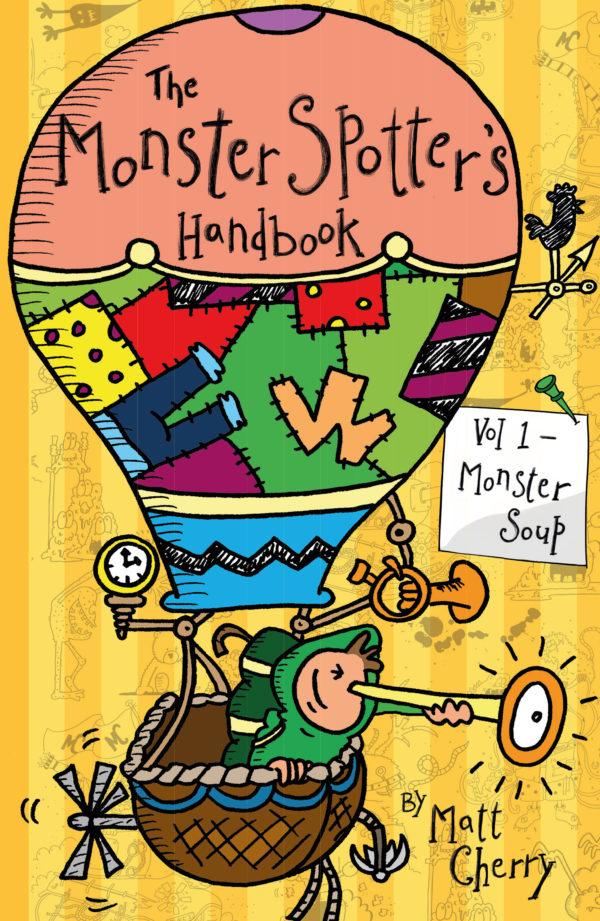 The Monster Spotter's Handbook