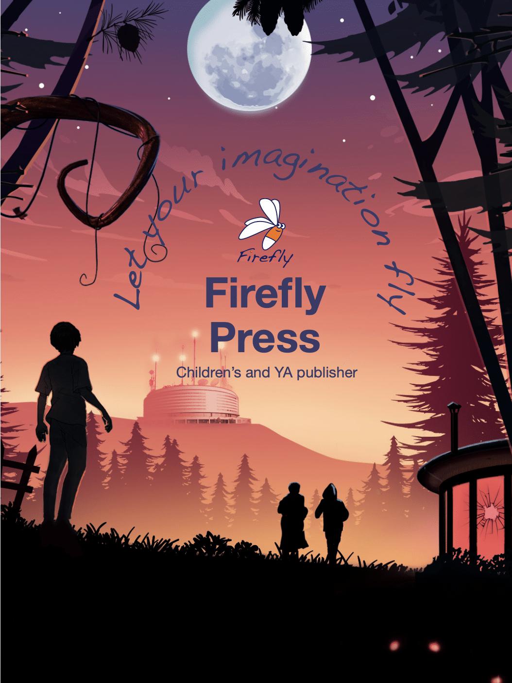 Firefly Press catalogue 2021