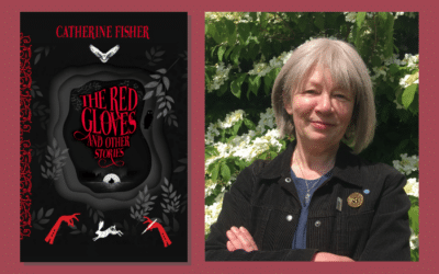 Firefly signs haunting collection from Catherine Fisher