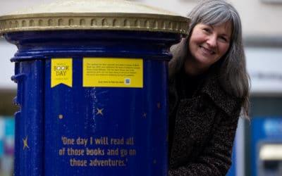 Royal Mail honour Children's Laureate Wales, Eloise Williams