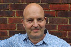 author Simon Packham headshot