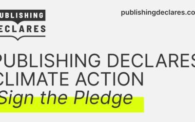 Firefly joins Publishers Association's sustainability pledge